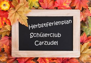 Herbstferienplan