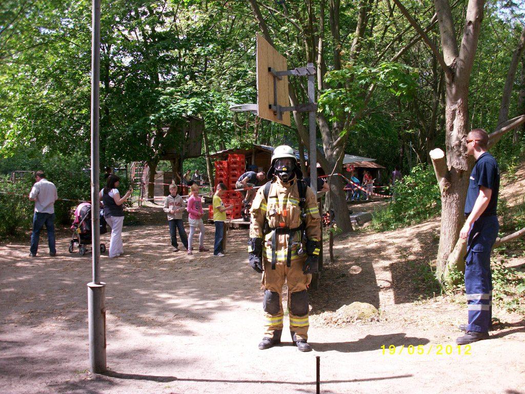 2012 Freiwillige Feuerwehr Falkenberg beim ASP
