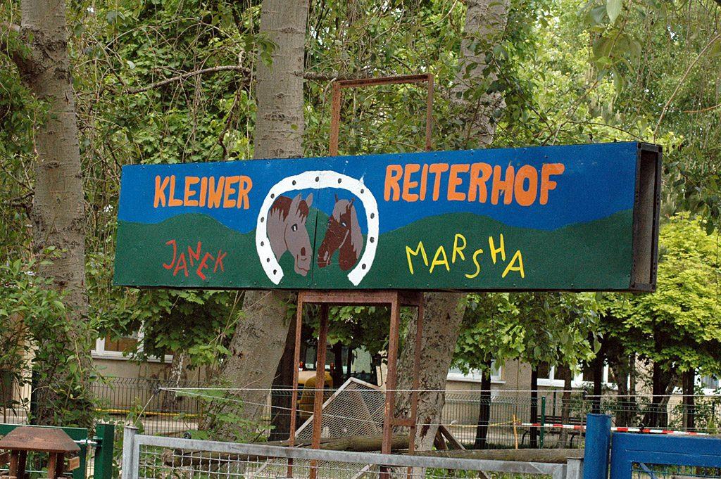 Kleier Reiterhof mit Janek und Marsha