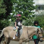 Reiterhof: Keine Angst auf dem Pferd