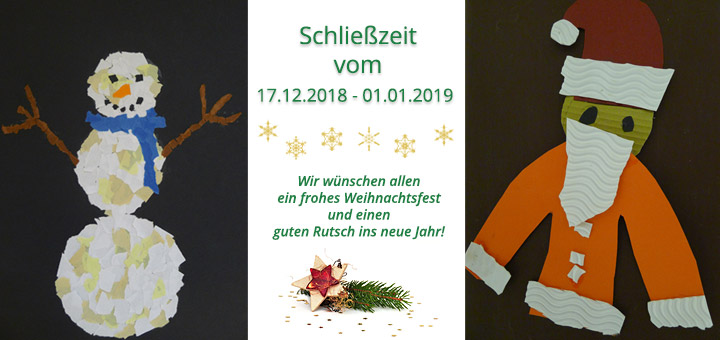 Frohes Weihnachtsfest 2018