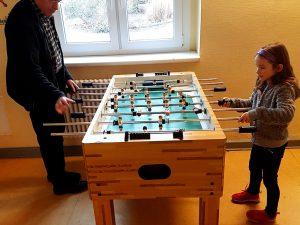 Kickern für Kids
