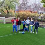 Fussballplatz Kietzoase