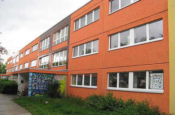 Gebäude Krugwiesenhof