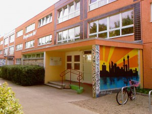Krugwiesen Hof mit neuer Fassade
