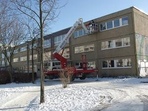 Krugwiesen Hof Fassadenarbeiten