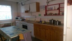 Begegnungsstätte Küche