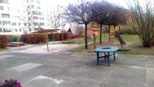Begegnungsstätte Spielplatz