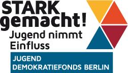 Logo: Jugend Demokrate Fonds