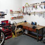 Fahrradwerkstatt im Mikado