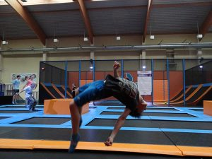 Herbstferien 2017 im Fun-Jump in Bernau
