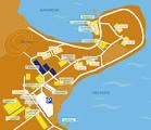 Karte des Ferienlagers