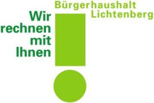 Logo der Bürgerjury mit Ausrufezeichen