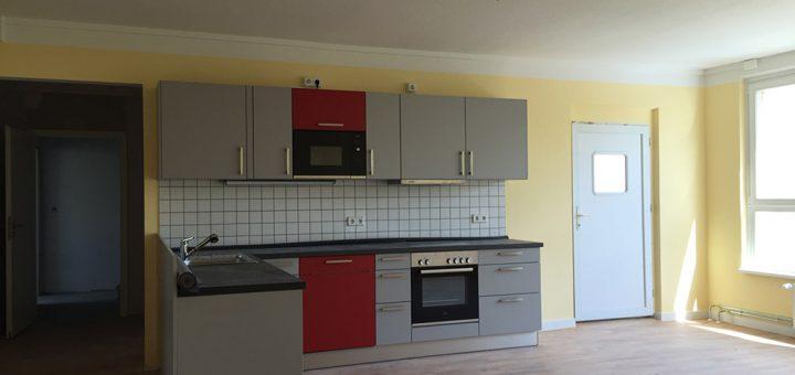Wohngruppe Küche