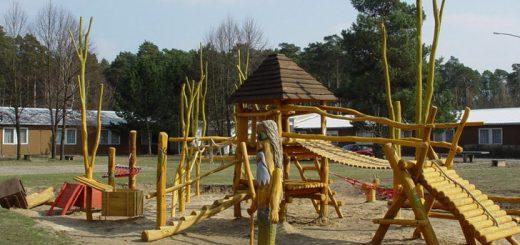 Feriencamp Störitzland Spielplatz