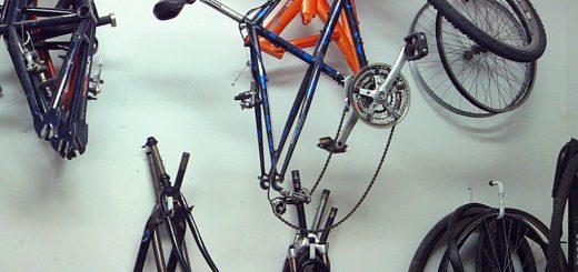 Unsere Fahrradwerkstatt - mehr als Luft und Öl