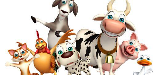 Workshop: Tiere in der Landwirtschaft