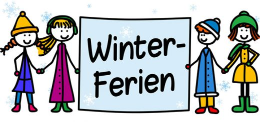Ferienplan Winter 2017