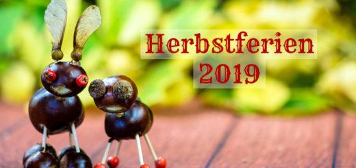 Herbstferien Programm 2019